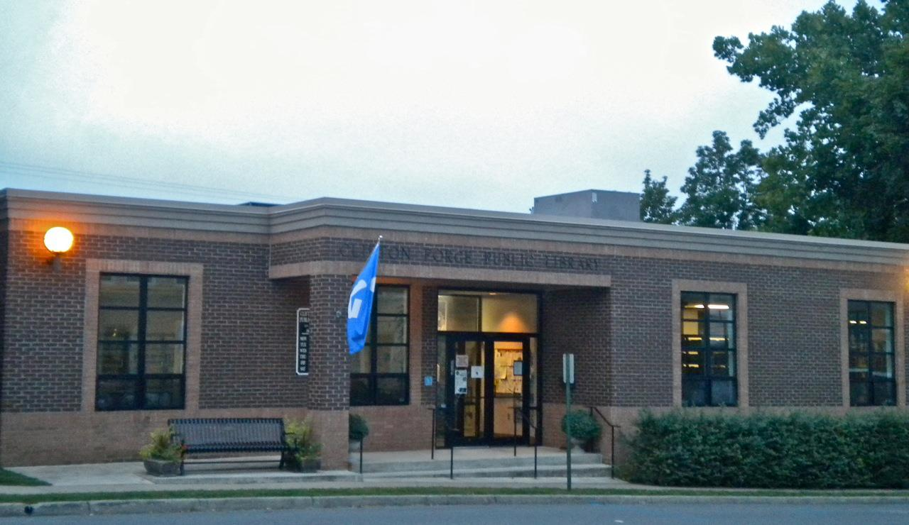 Town of Clifton Forge Public Library